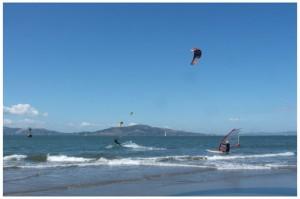 South Padre Island Kiteboarding and Windsurfing